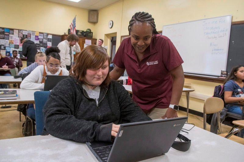 Valley cyber program receives national recognition