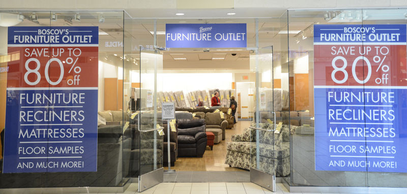 Chain Adds Furniture Outlet At Valley Mall