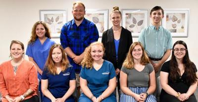 Hospital celebrates nursing and health career scholarship awardees