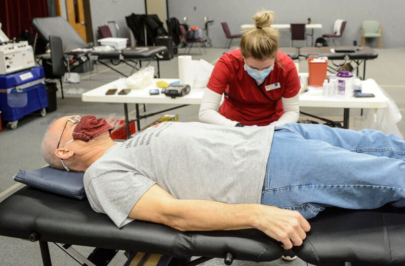 Red Cross calls on blood donors to boost COVID plasma treatments