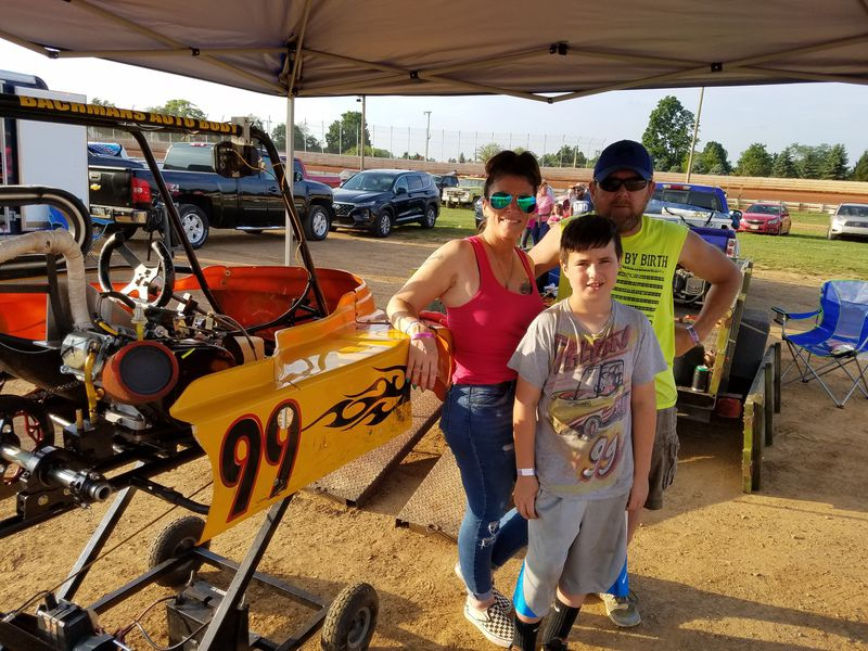 Racing -- and winning -- is in Bachman's blood