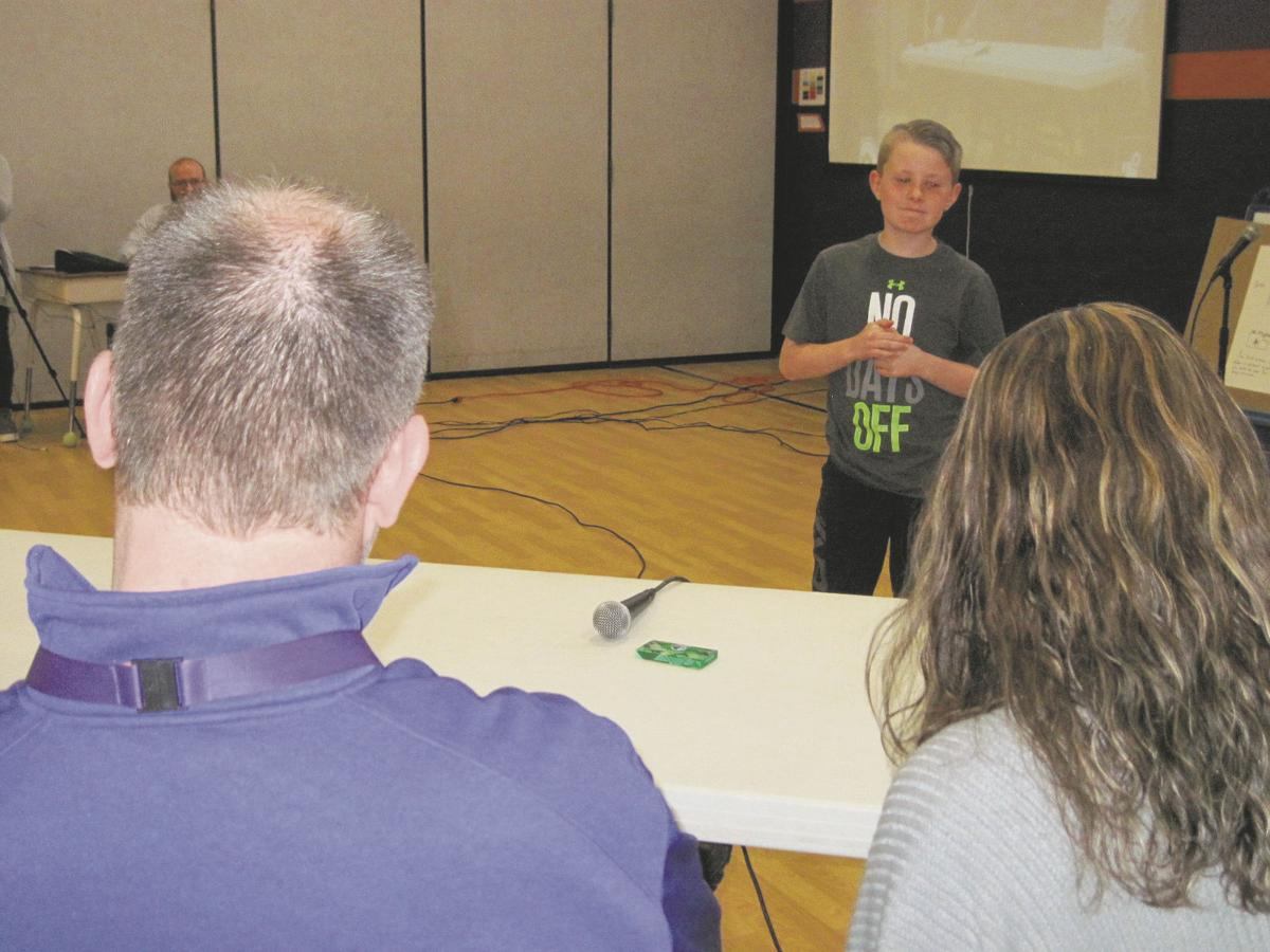 Liberty Valley holds its own version of Shark Tank | News