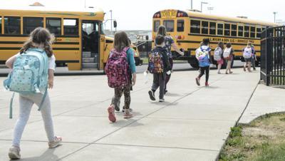 School Buses Dismissal