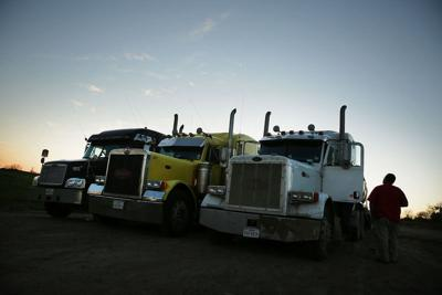 America's truckers face increasing challenges on front lines in war against coronavirus
