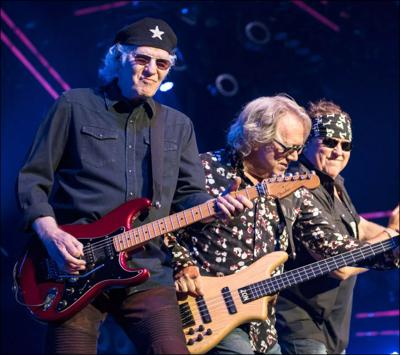 June 9: Spyglass welcomes classic rock bands Loverboy, Blue