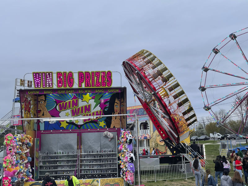 Owners: Lewisburg carnival bringing 'normalcy' back to attendees' lives