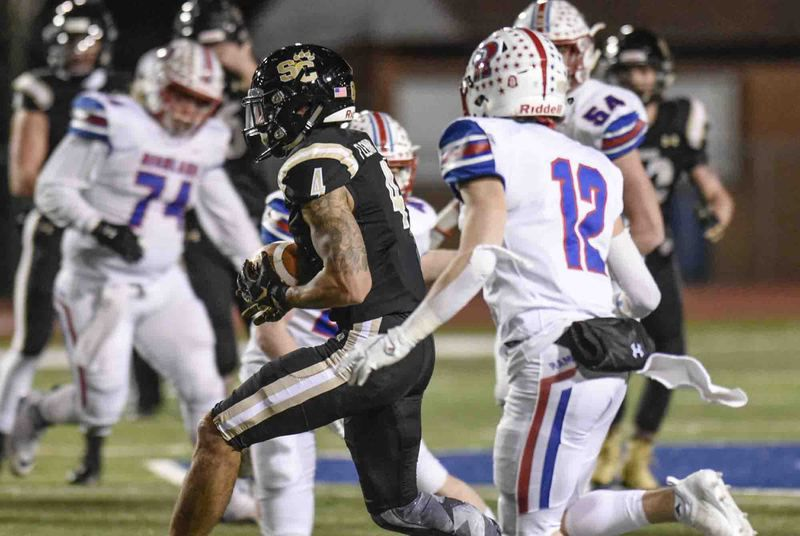 Southern Columbia runs past Richland, advances to 18th state title game
