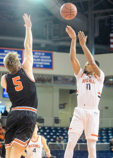 Big run lifts Princeton by Bucknell