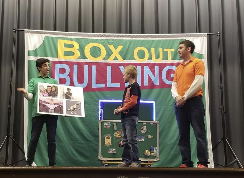 Line Mountain Elementary School praised for anti-bullying efforts