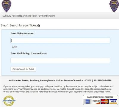 E-ticket system allows violators to pay online | Local News