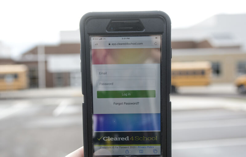 Danville offering app for parents, school nurses to screen students