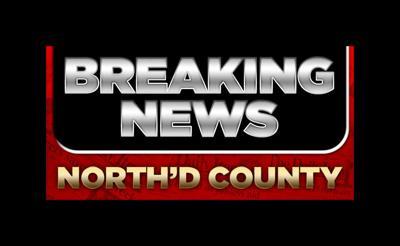 N BREAKING Northumberland County