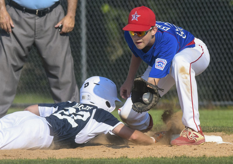 Nine-run first inning forces Friday game