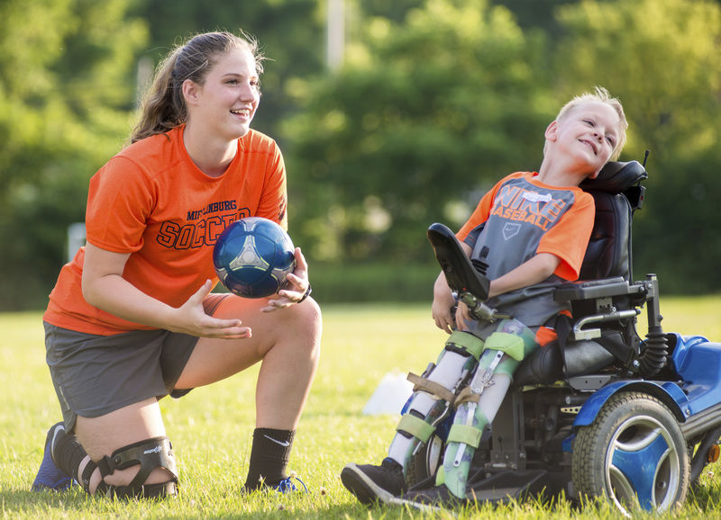 Valley camp gives players with special needs a chance to be stars