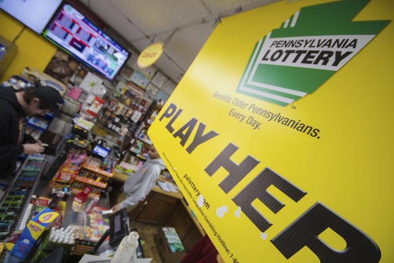 PENNSYLVANIA LOTTERY: Revenue a $1 1B jackpot for