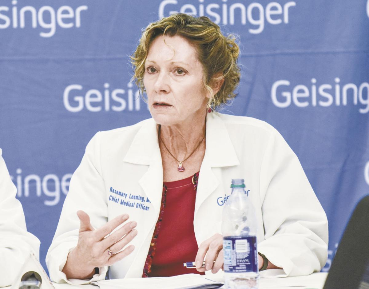 Dr. Rosemary Leeming
