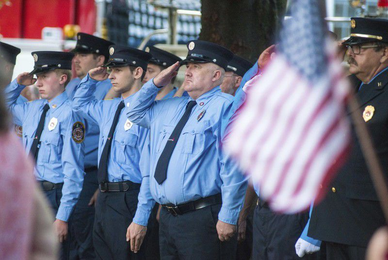 Valley residents, first responders gather to honor 9/11 victims