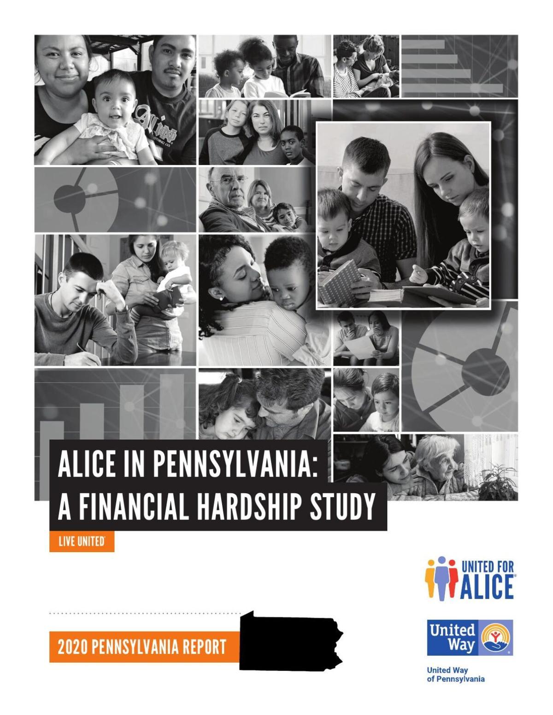 2020 Pennsylvania ALICE Report
