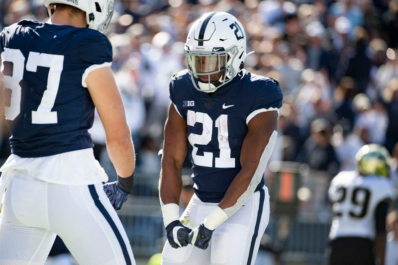 Penn State's Cain primed for successful 2nd season
