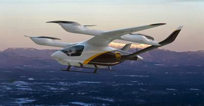 UPS orders electric aircraft to transport cargo between its facilities