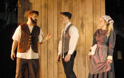 Sunbury Christian 'Fiddler on the Roof' cast, crew and notes
