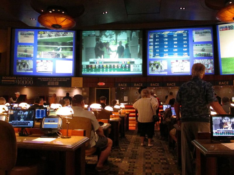 No delay of game? Bookies still think sports betting will be ready NFL opening day
