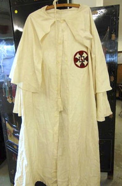 KKK items heading to auction, raise ire