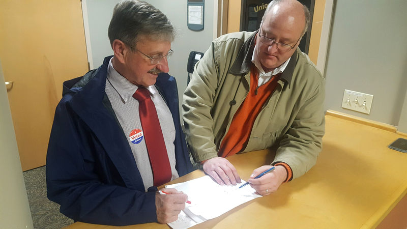 Boop, Reber, Richards elected to Union County commissioner board