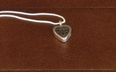 Necklace found
