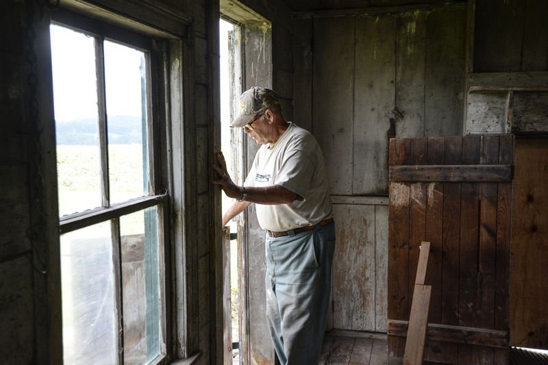Son's research of 215-year-old farm lands site on National Historic Register