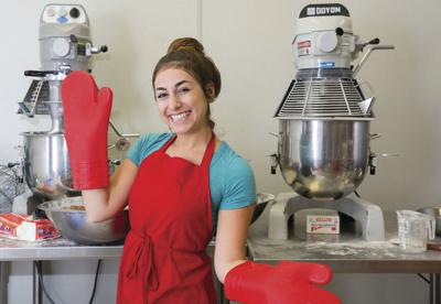 Cookie-cup venture could stretch a lot with a bit more dough