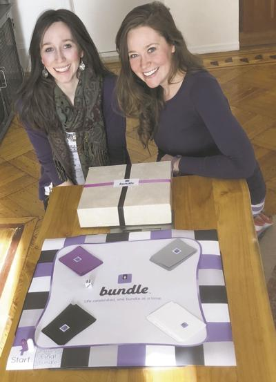 Sisters' game taps 'Bundle' of memories