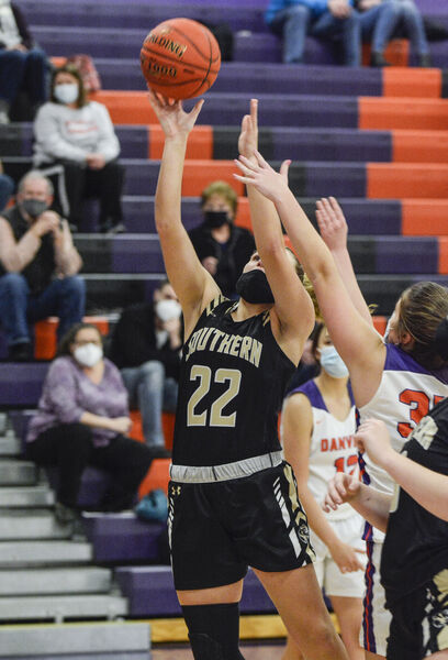 Southern's inside game too much for Danville