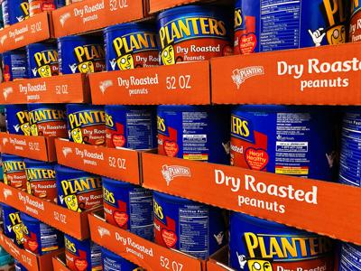 Hormel buys Planters nuts business from Kraft Heinz for $3.3 billion