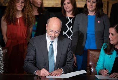 Gov. Wolf: Pennsylvania Leads Nation in Combating Sexual Assault on Campus