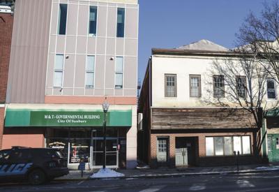 Former restaurant building in downtown Sunbury sold
