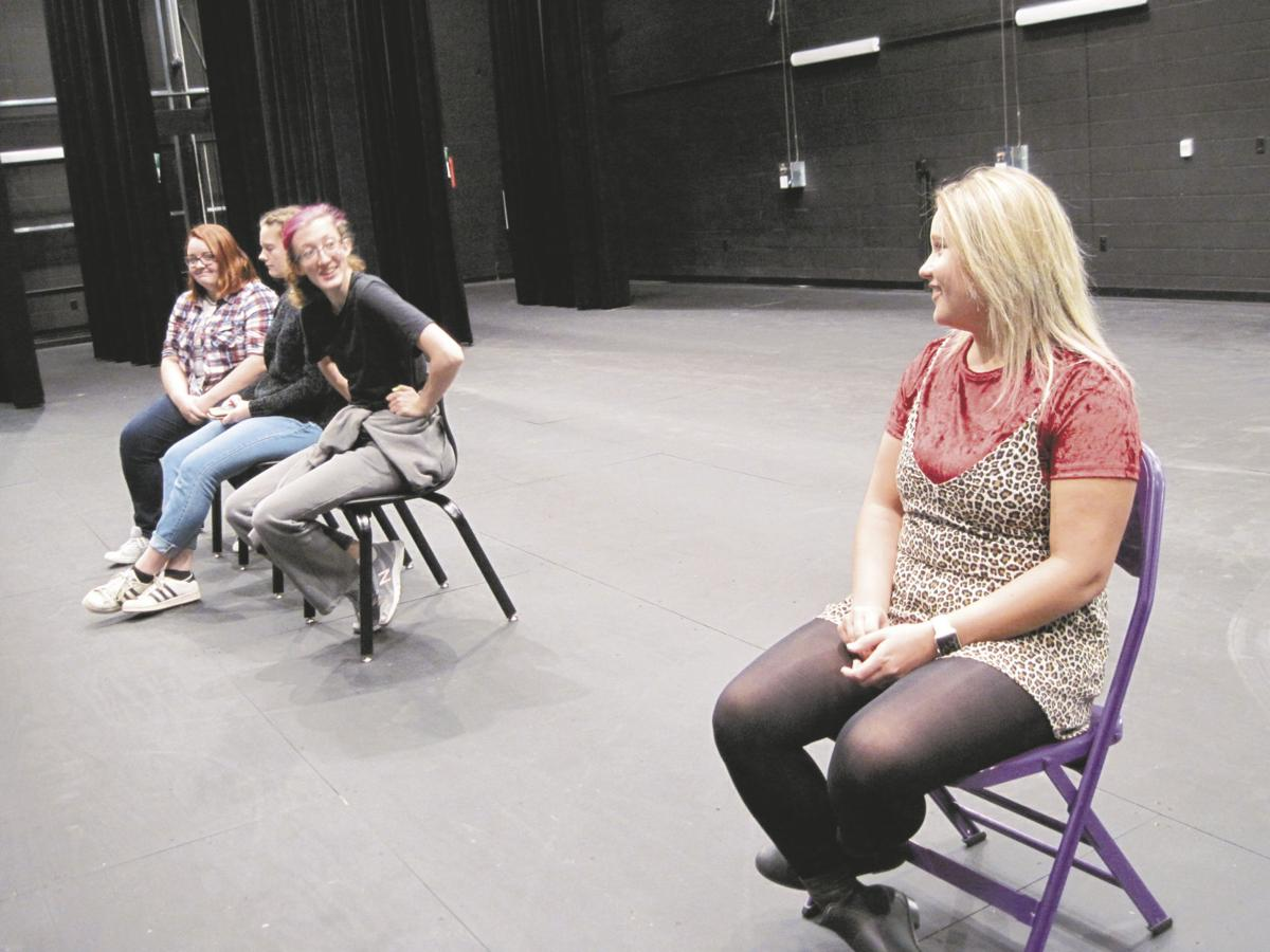 Danville students step into spotlight during new theater