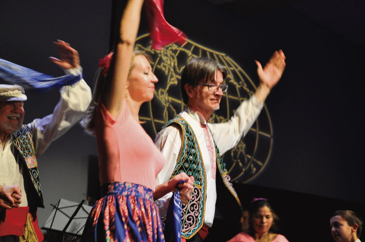 393aa926e Valley folk dancers have international flavor | Applause | dailyitem.com