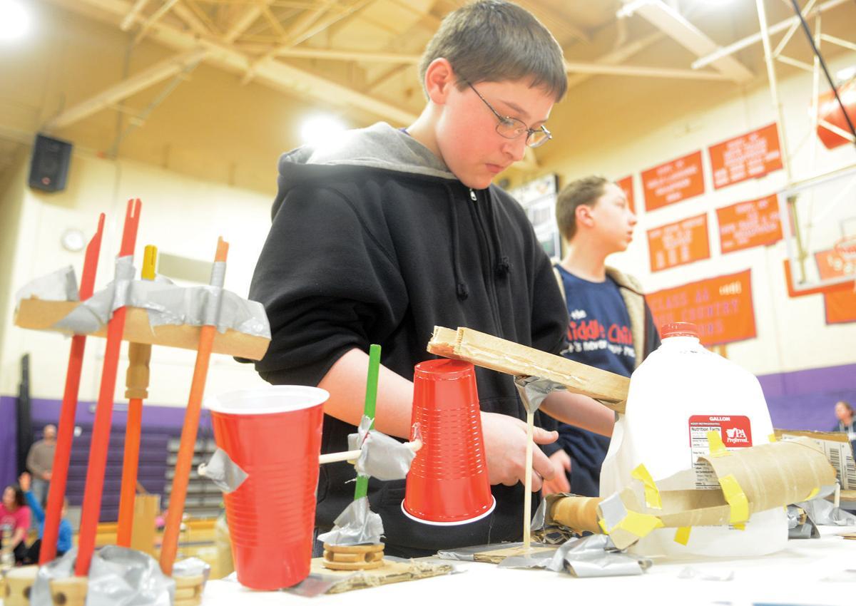 Rube Goldberg Challenge 2
