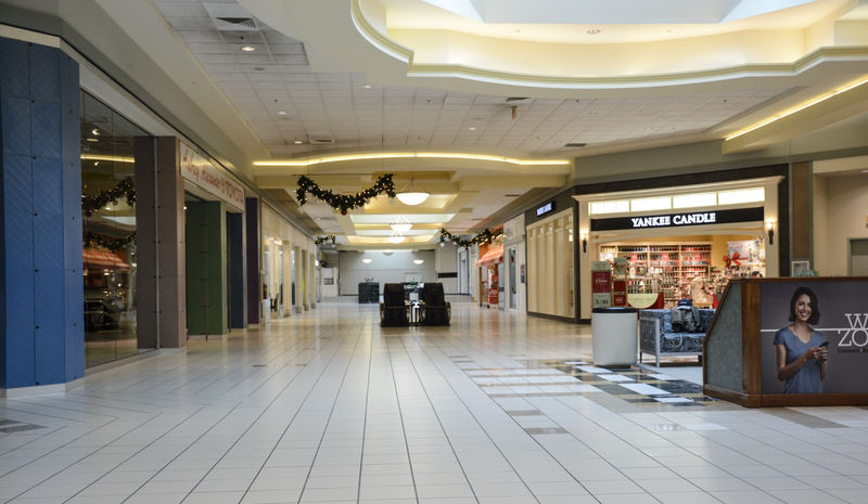 Susquehanna Valley Mall showing some signs of new life