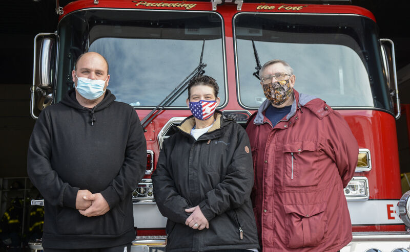 Fire department seeks donations from public