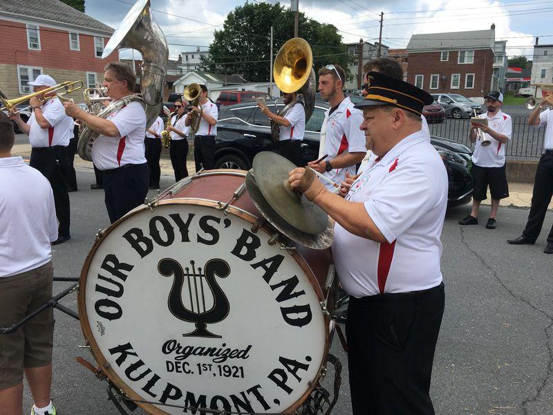 Kulpmont's Italian tradition marches on