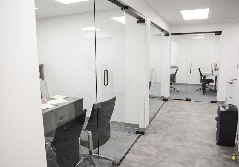 New projects have United Plate Glass 'humming'