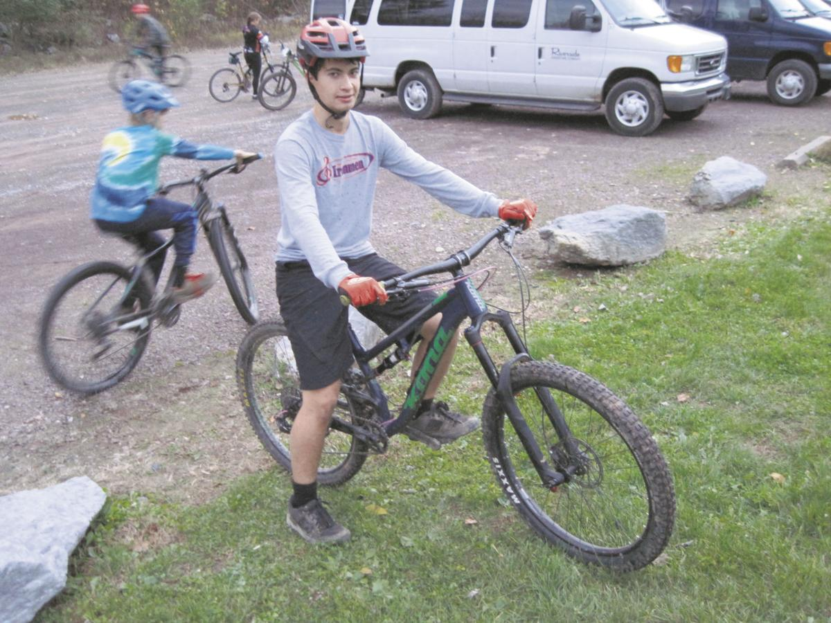 Danville Hammers Mountain Bike Team completes its second