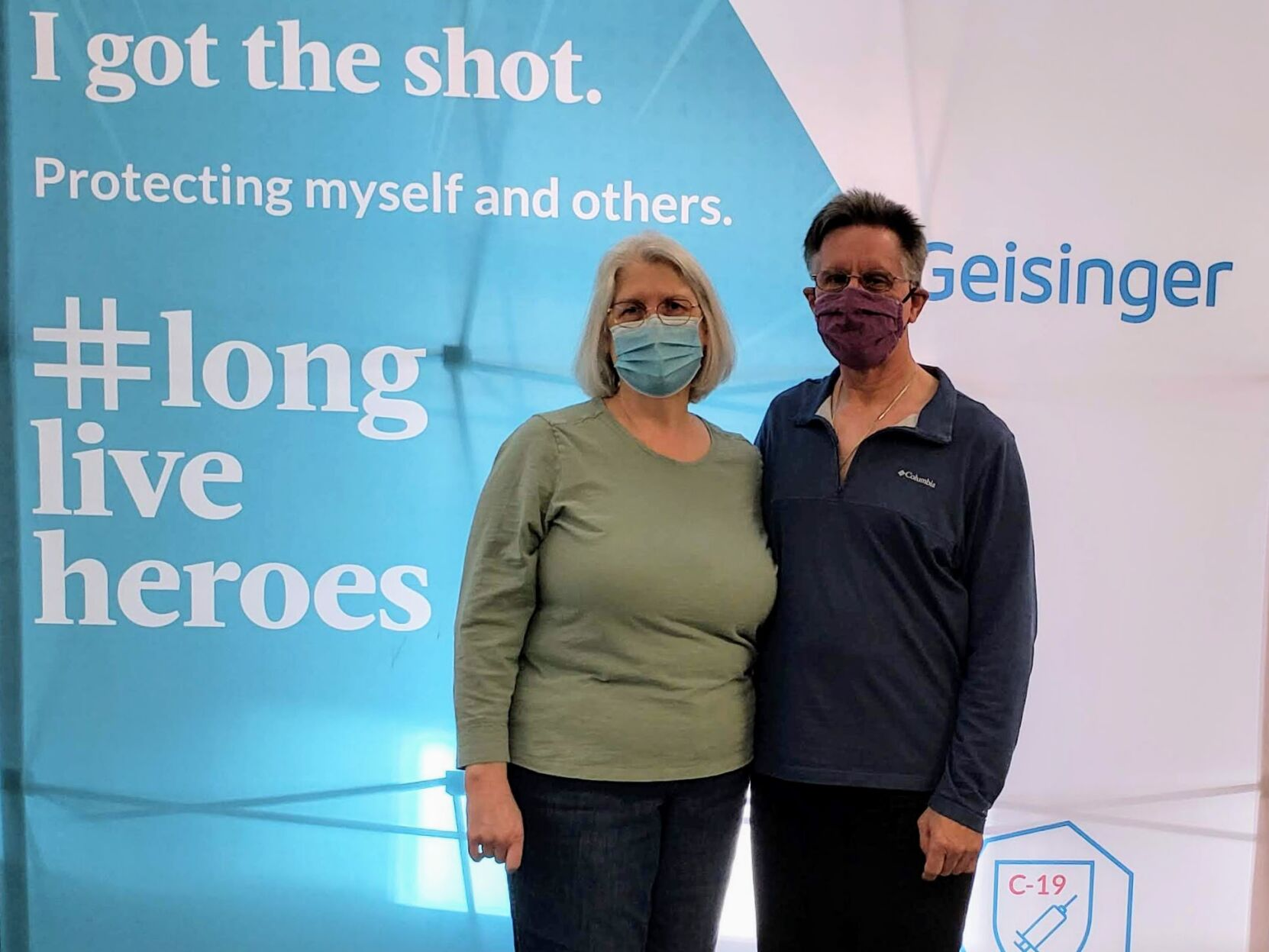 Montandon woman will reunite with family after getting COVID-19 shot