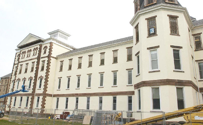 $1 6M project under way at Danville State Hospital | News