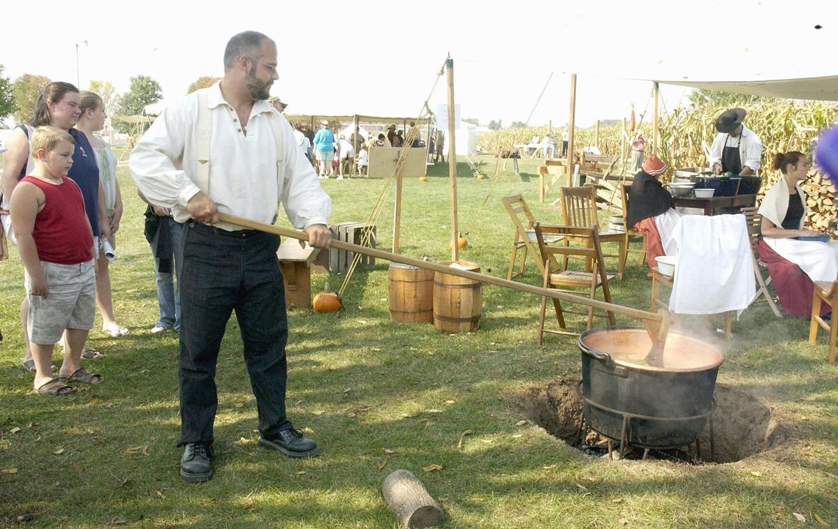 Batch of apple butter, 1800s style, an all-day affair | News