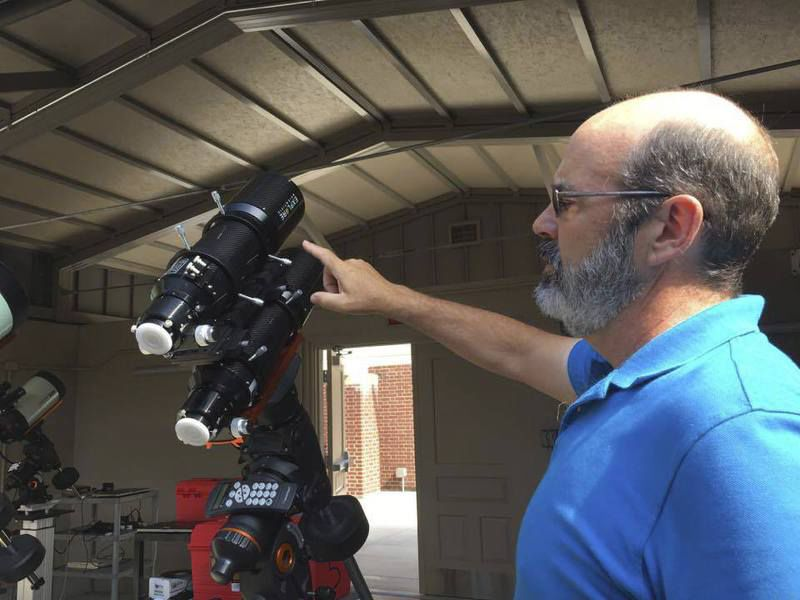 Bucknell students, faculty to travel for eclipse