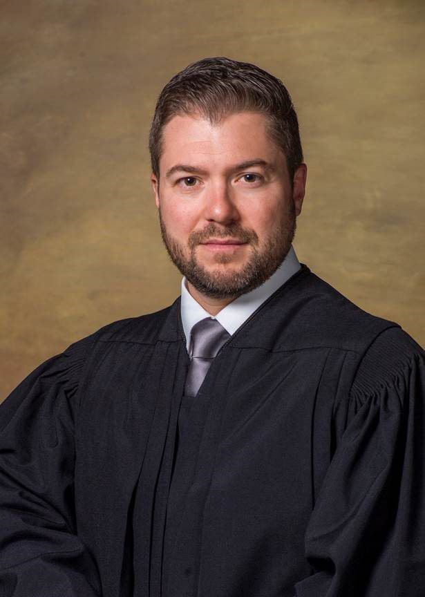 Judge William Stickman