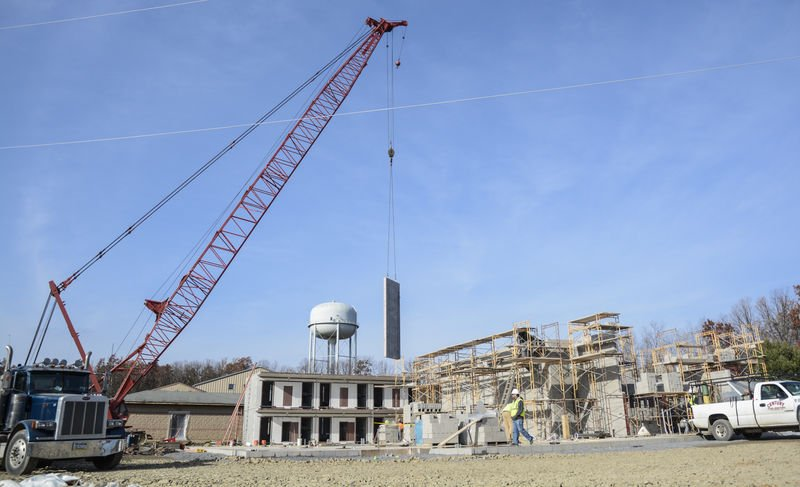 Cells installed at new Northumberland County Prison